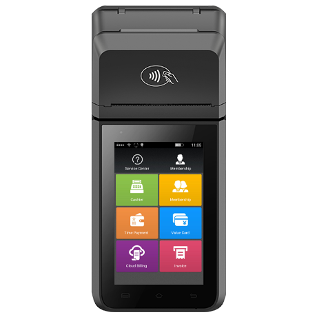 Android Mobile Payment Terminal P600CT